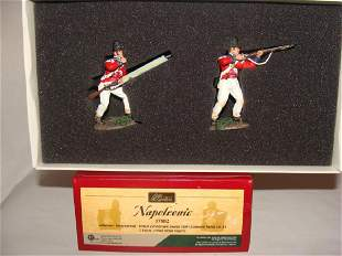 Lot of 2 Pieces Britain Toy Soldiers Napoleonic 17882