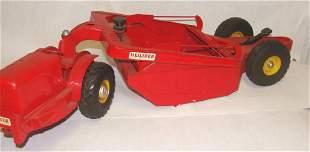 Vintage Heiliner Toy Tractor