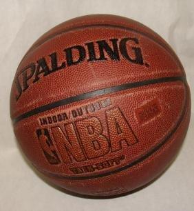 Vintage Spalding Nba Basketball