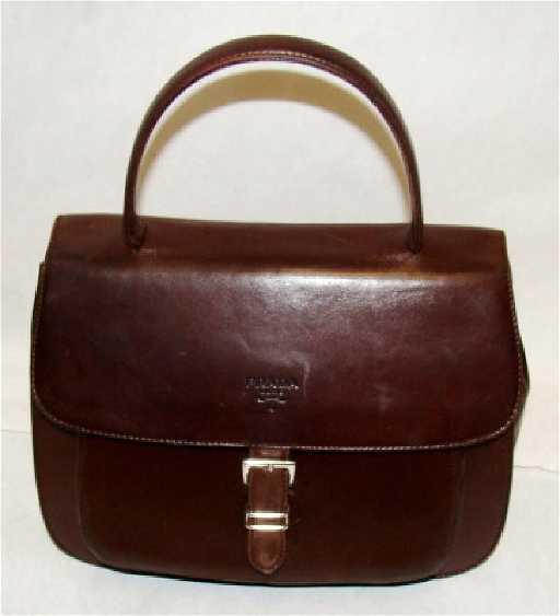 d3fc6db012b0 Vintage Prada Handbag, Purse. placeholder