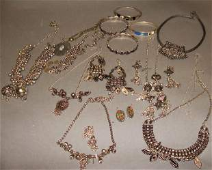 Assorted Lot of Ethnic Jewelry