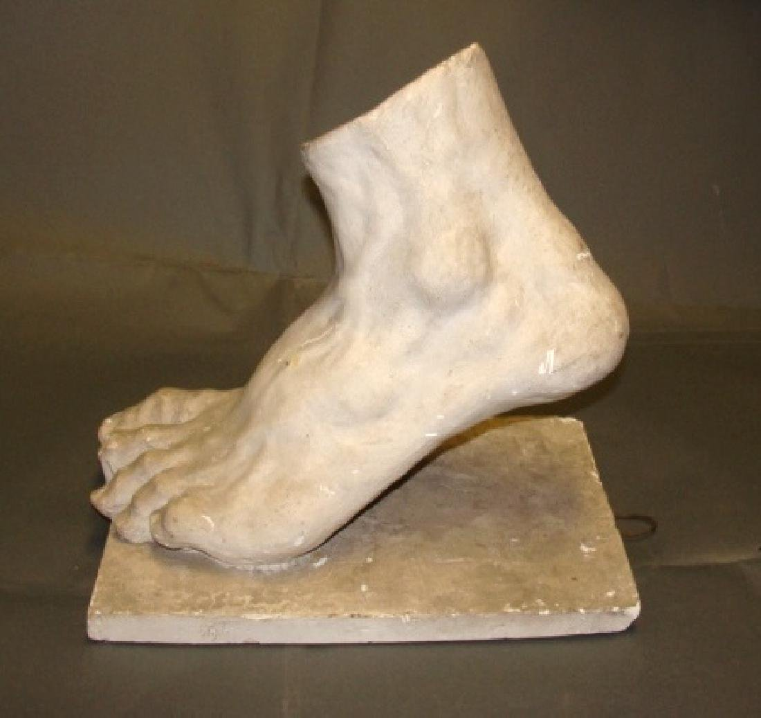 Big Foot Art Sculpture - 2
