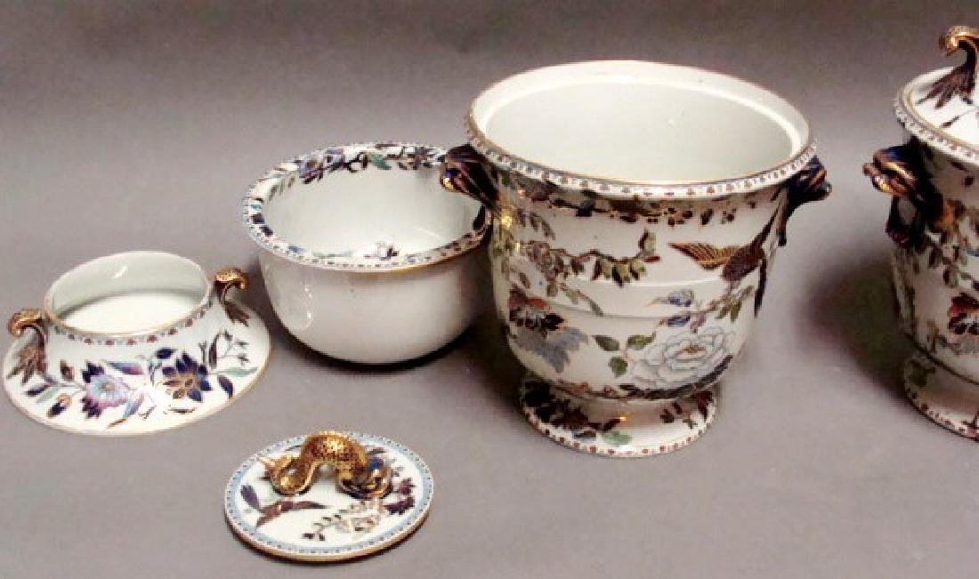 Pair Early 19th C  Fruit Coolers - 2