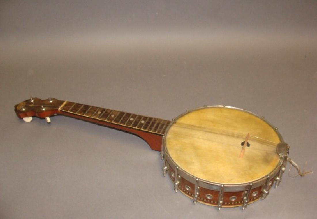Inlaid Banjo