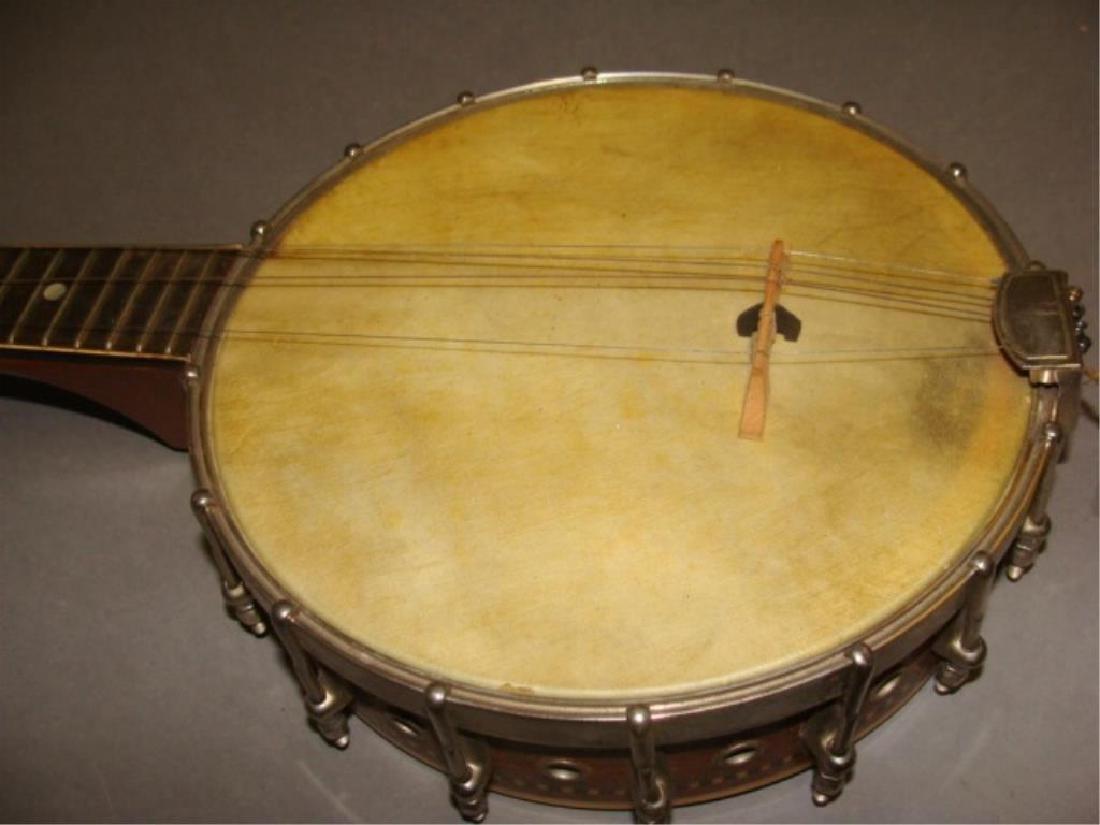 Inlaid Banjo - 2