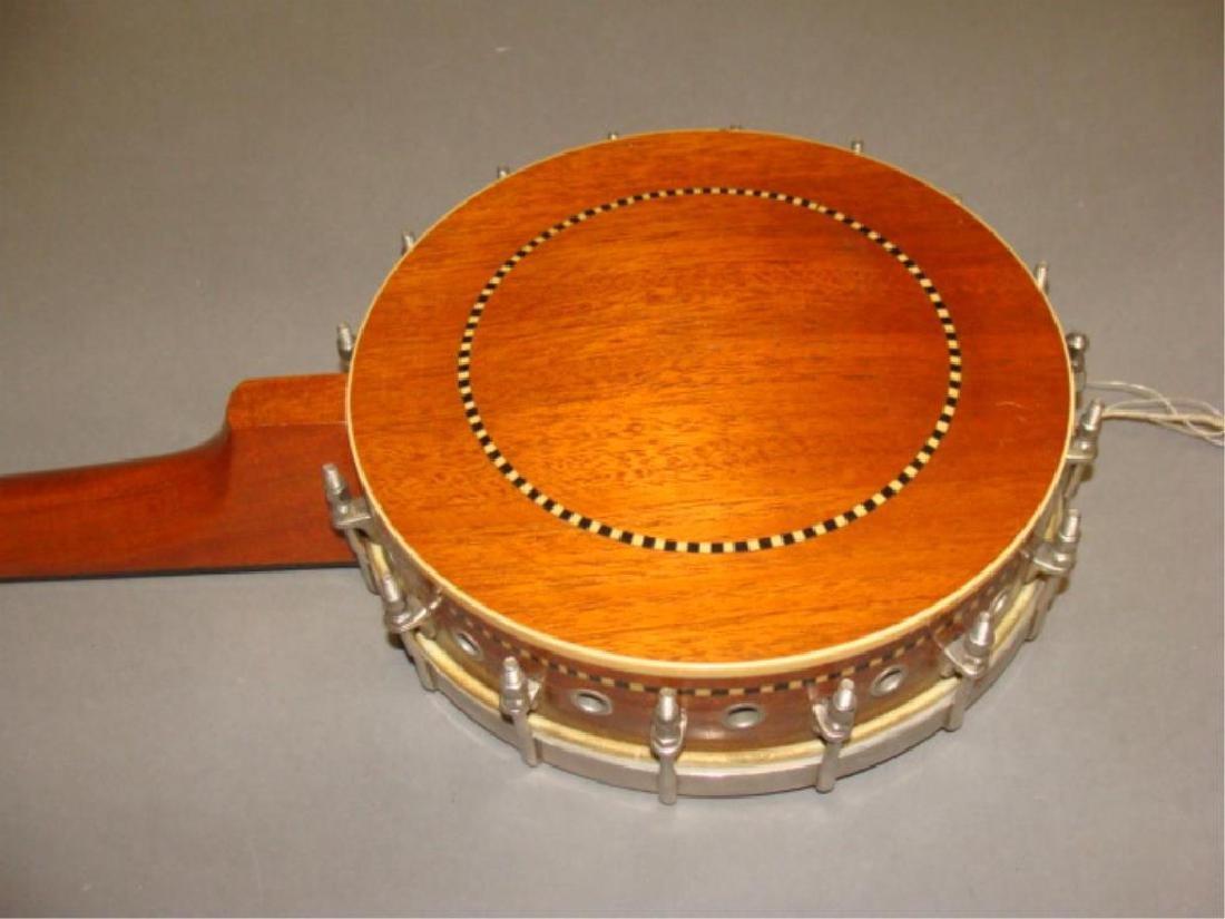 Inlaid Banjo - 4