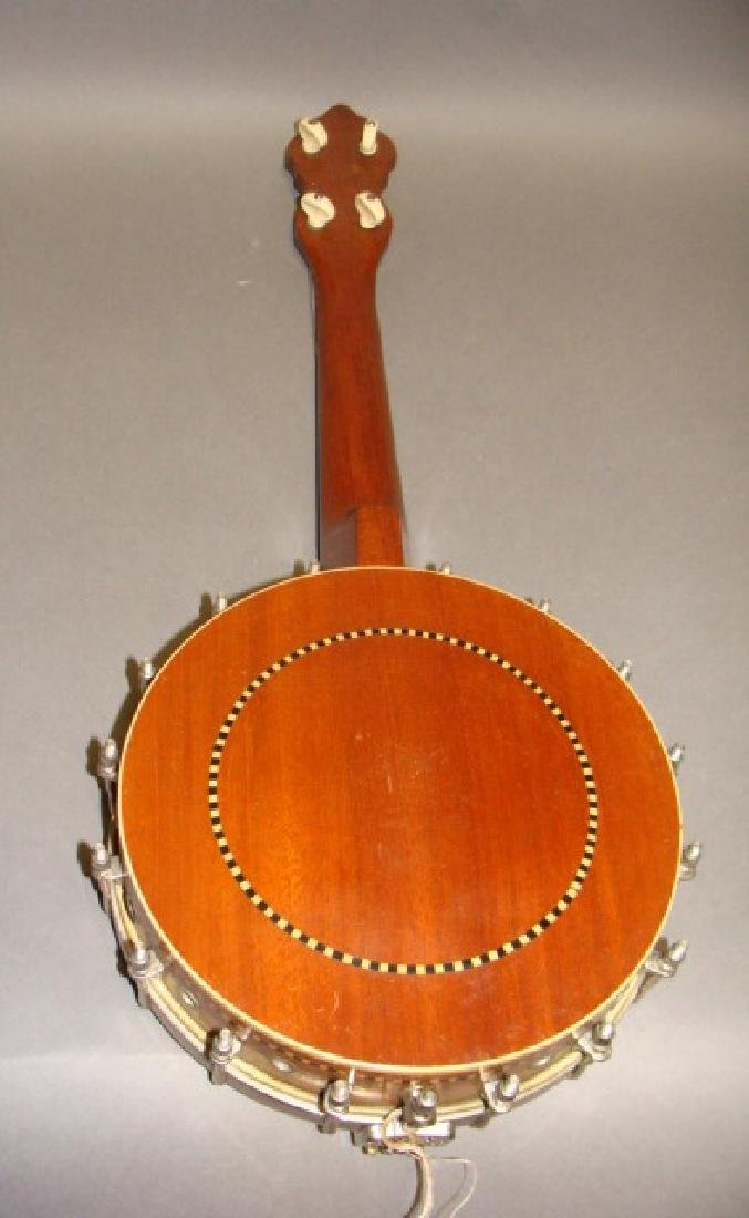 Inlaid Banjo - 5