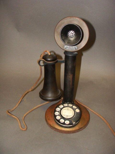 Antique Candlestick Telephone