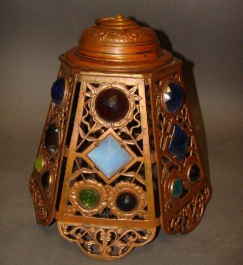 Jeweled Hallway Light - 2