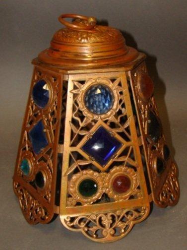 Jeweled Hallway Light - 3