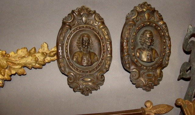 Architectural Detail Accent Lot - 3