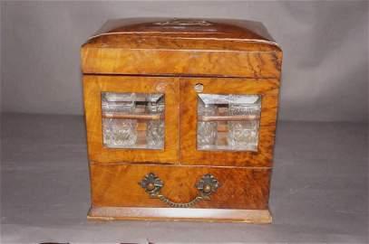 Victorian Rosewood Vanity Box Coromandel