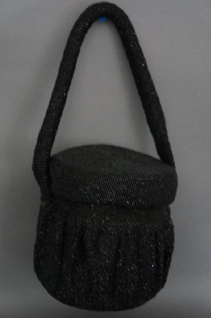 1950's Beaded Bucket Purse, Handbag