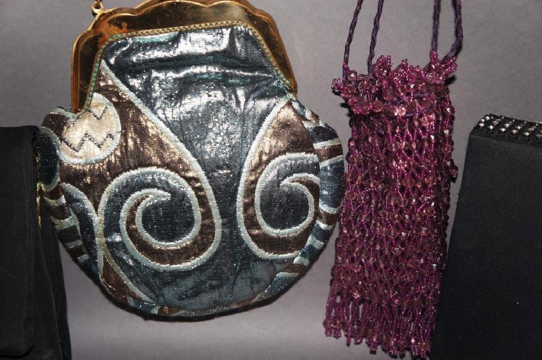 Assorted Evening Purses, Handbags - 2