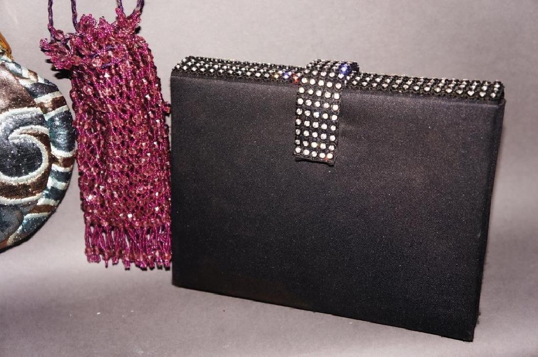 Assorted Evening Purses, Handbags - 3