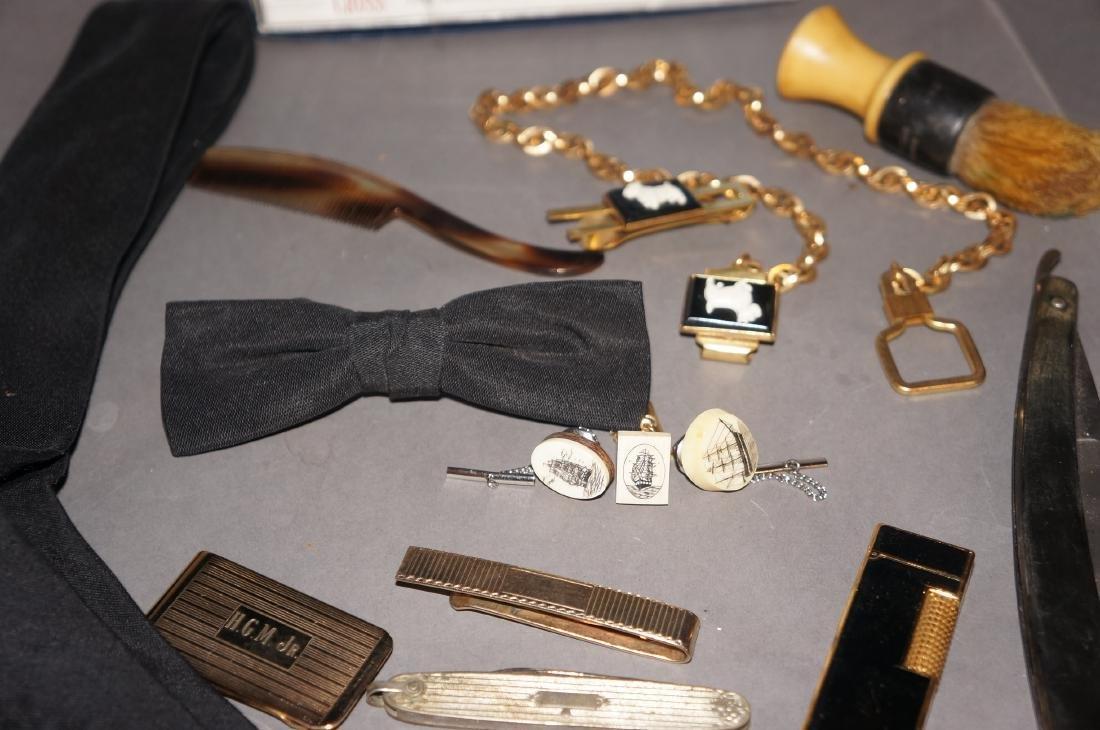 Vintage Men's Jewelry  Lot - 2