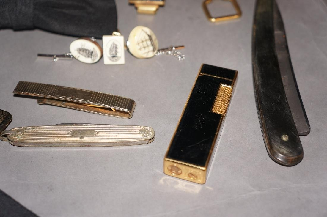 Vintage Men's Jewelry  Lot - 3