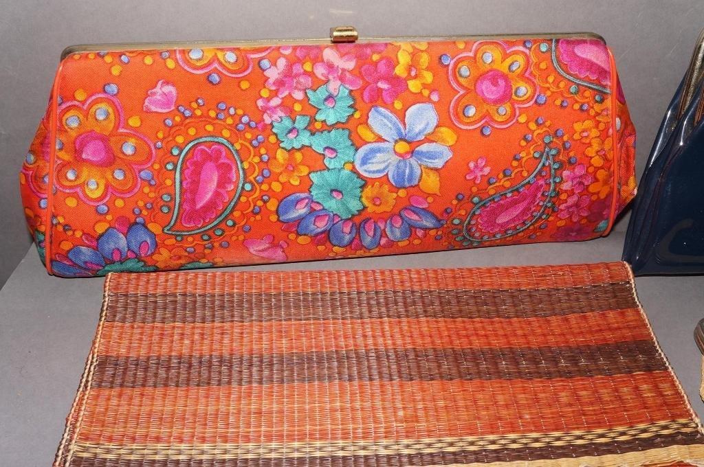 Vintage Clutch Purses, Handbags - 2