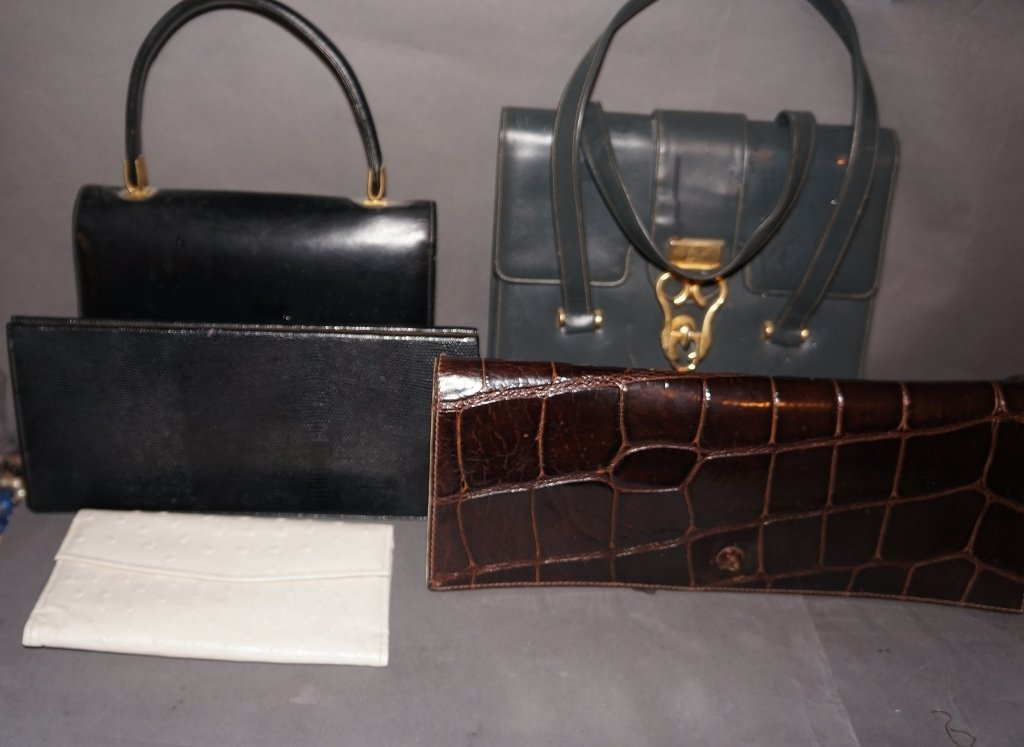 Vintage Clutch Purses, Handbags