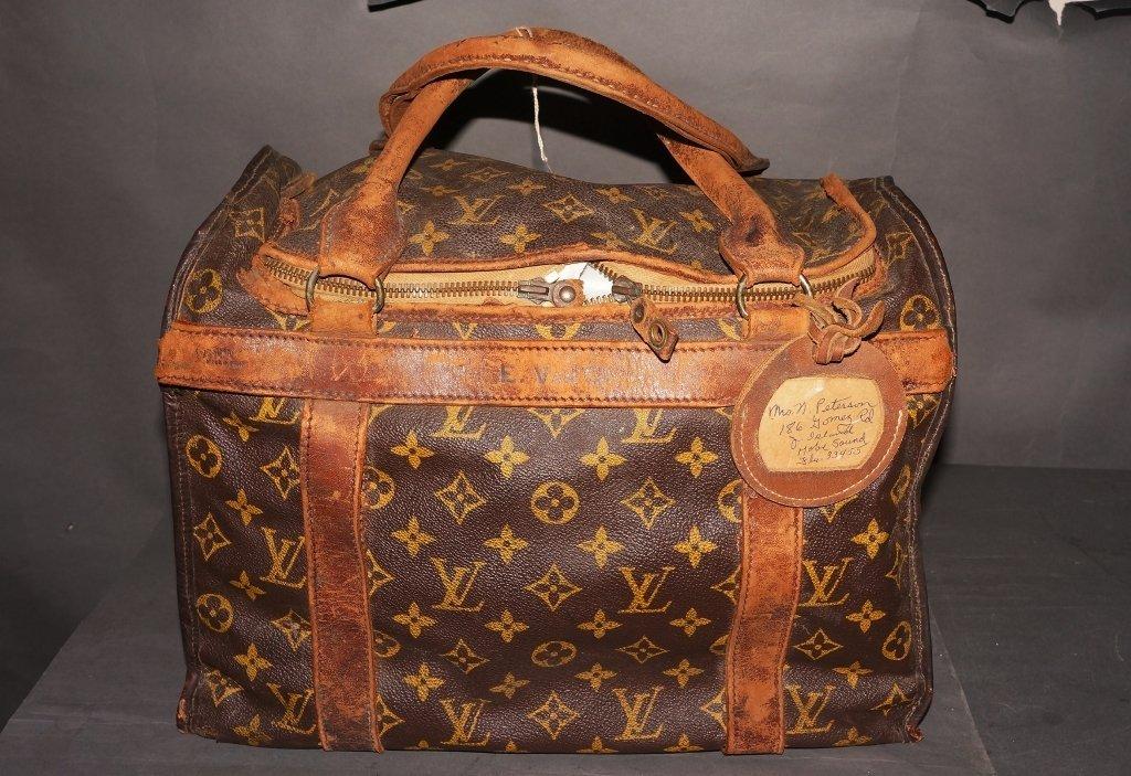 Vintage Louis Vuitton Luggage Tote Purse