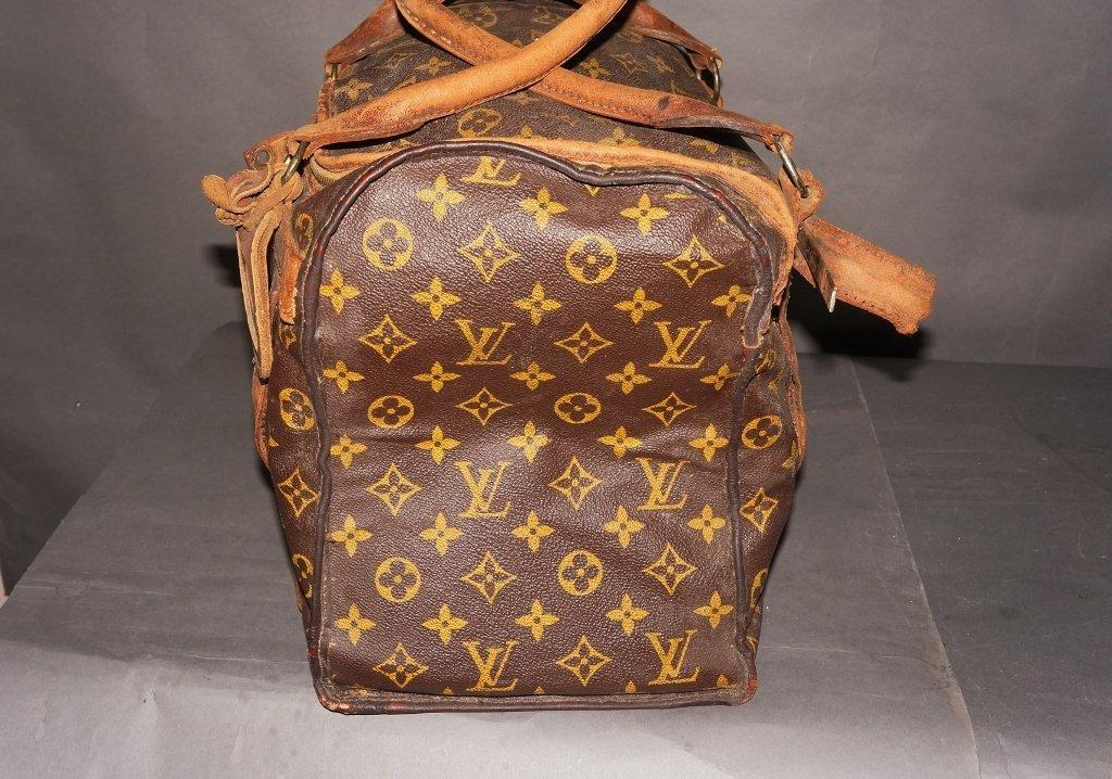 Vintage Louis Vuitton Luggage Tote Purse - 2