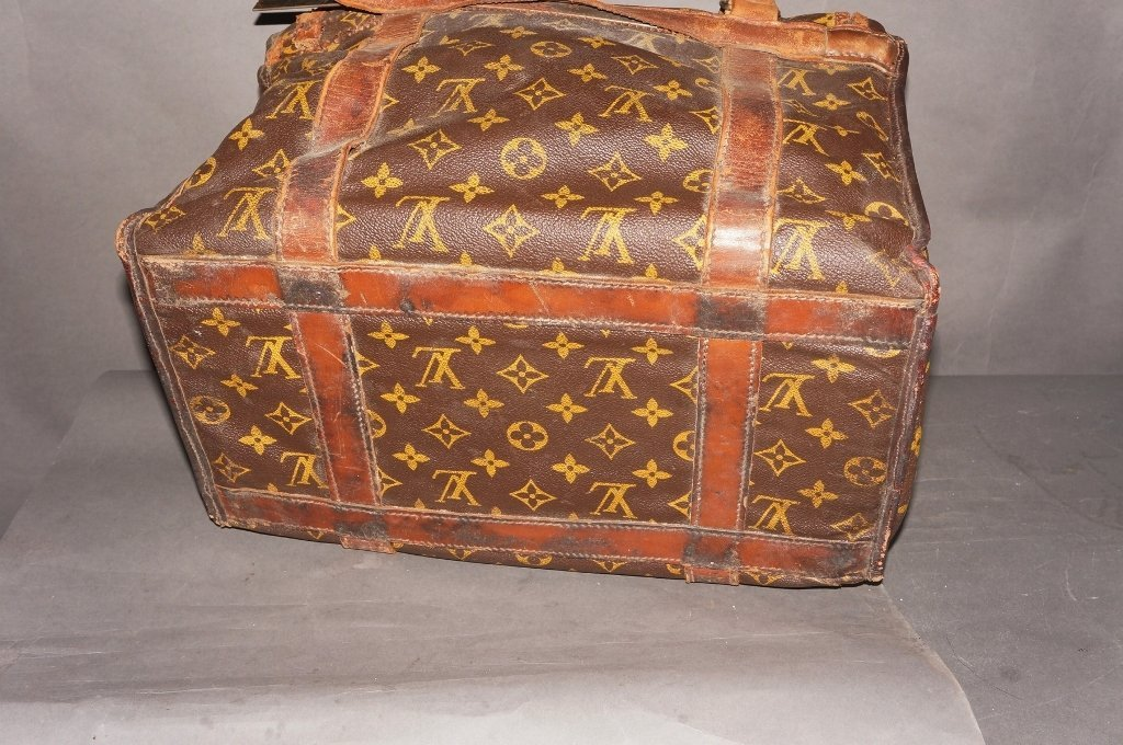 Vintage Louis Vuitton Luggage Tote Purse - 3