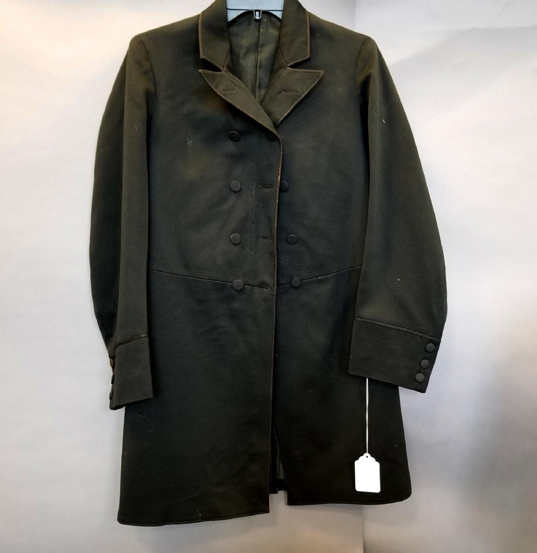 Prince Albert Flock Jacket