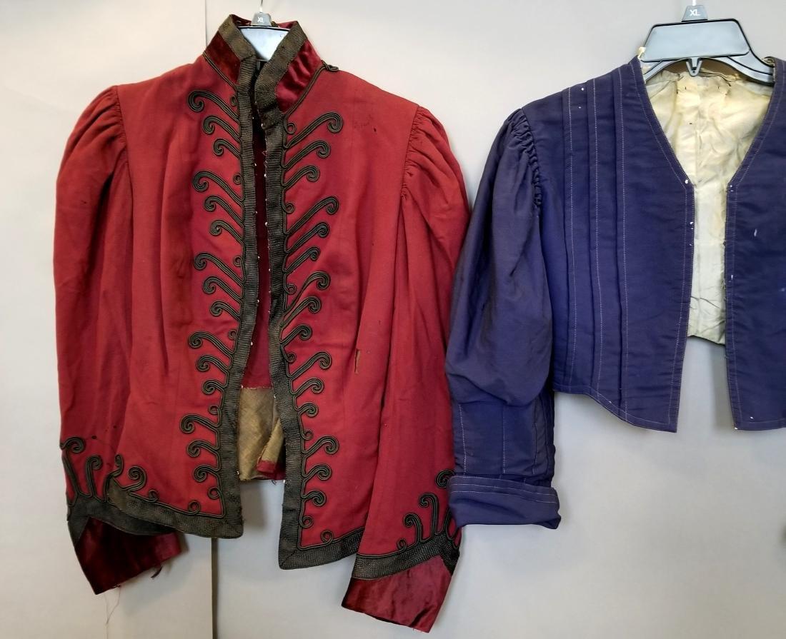 Three Antique Jackets - 3