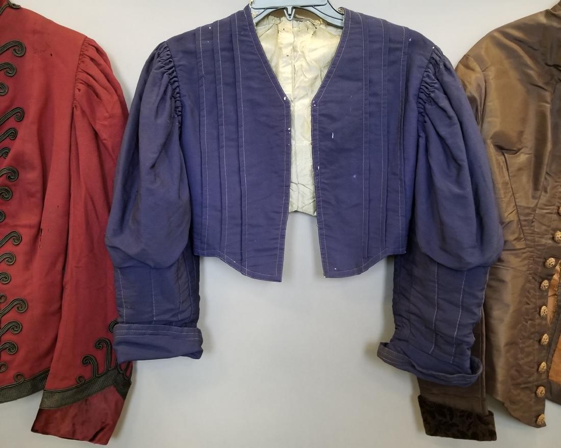 Three Antique Jackets - 4