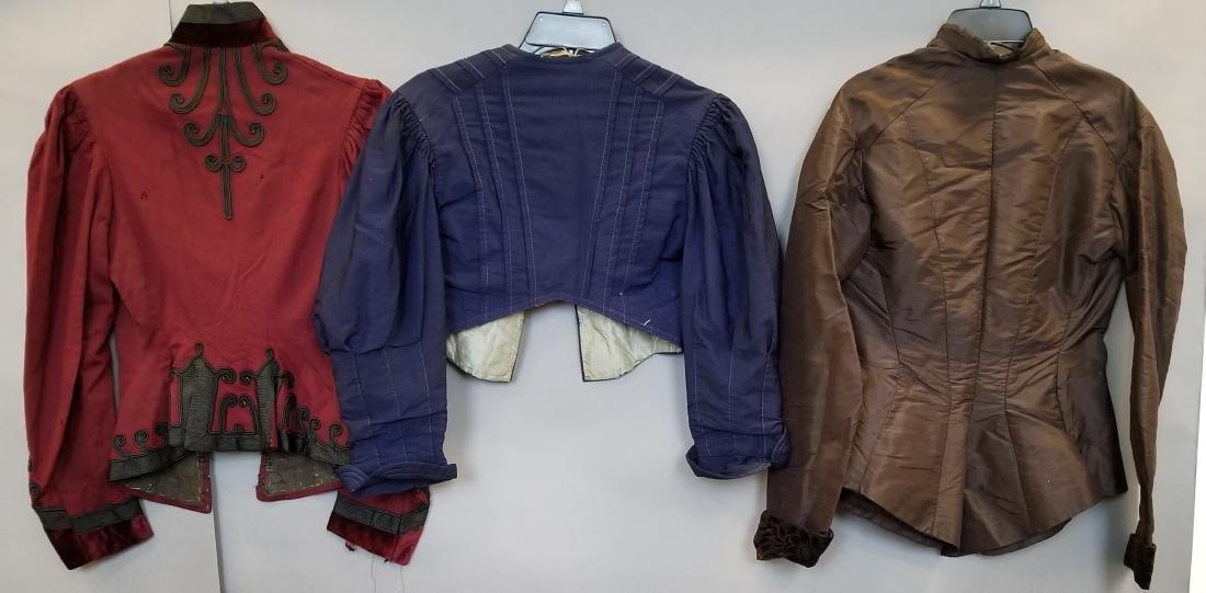 Three Antique Jackets - 6