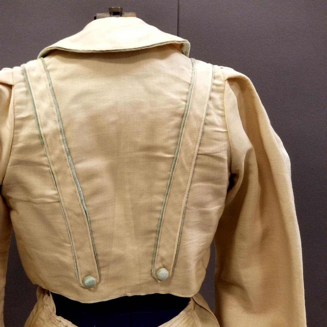 Bolero Jacket and Pleated Skirt - 6