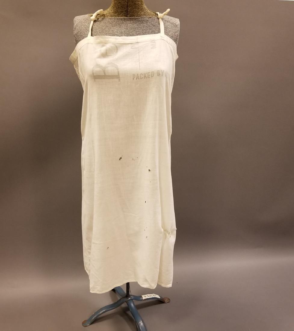 Feed Sack Advertising Dress