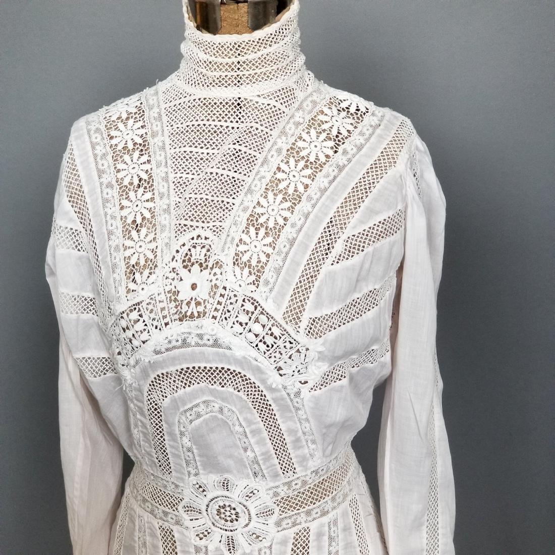 Pale Pink Lingerie Dress - 2