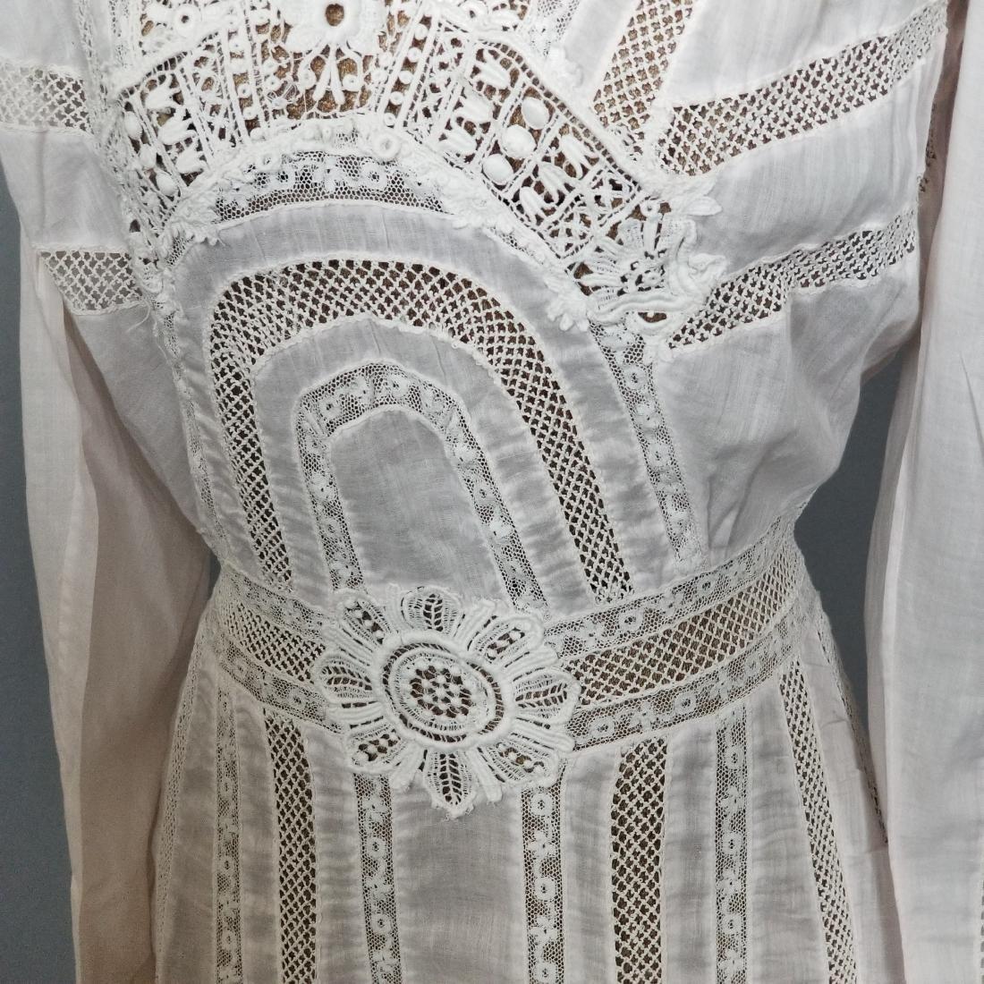 Pale Pink Lingerie Dress - 3