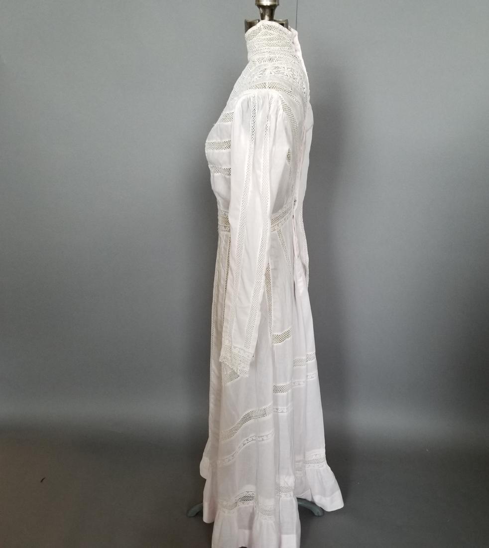 Pale Pink Lingerie Dress - 4