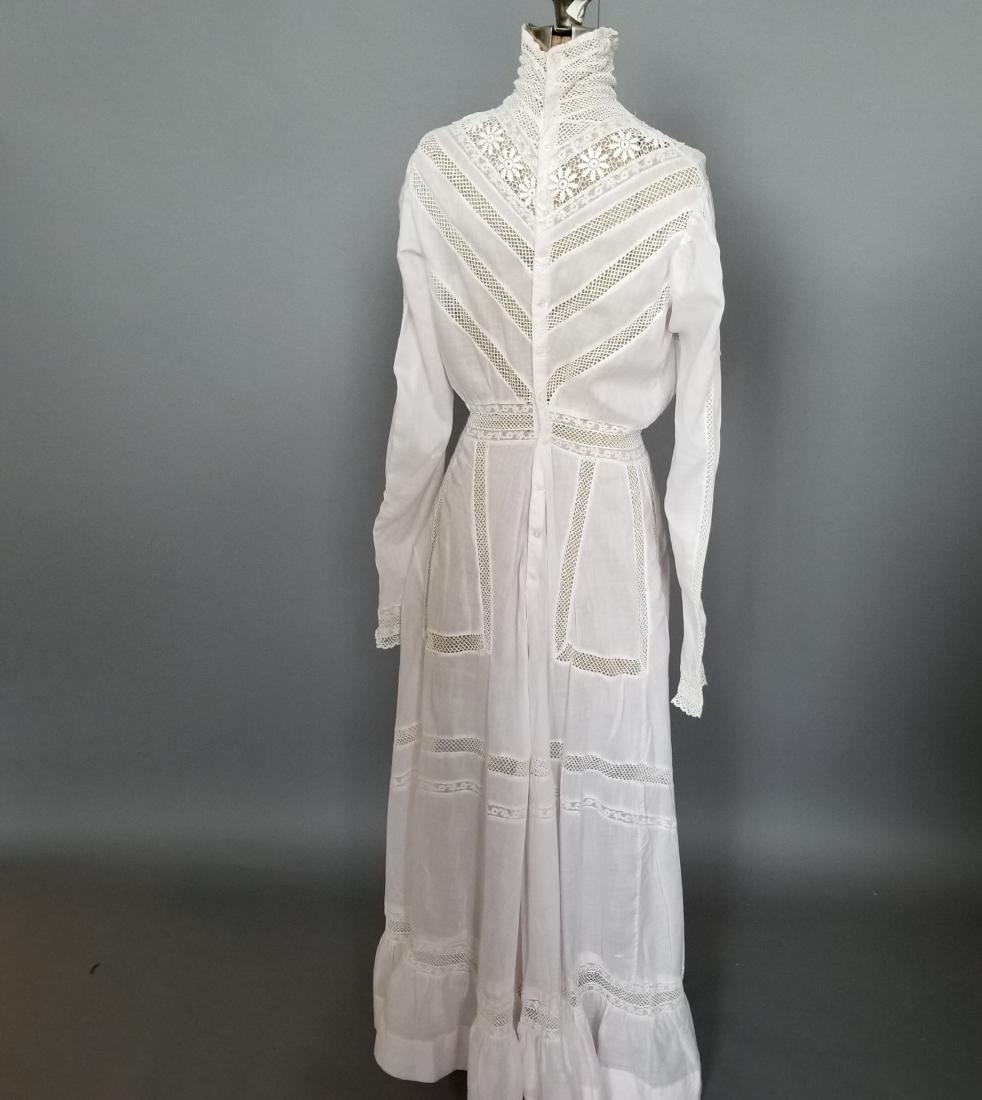 Pale Pink Lingerie Dress - 5