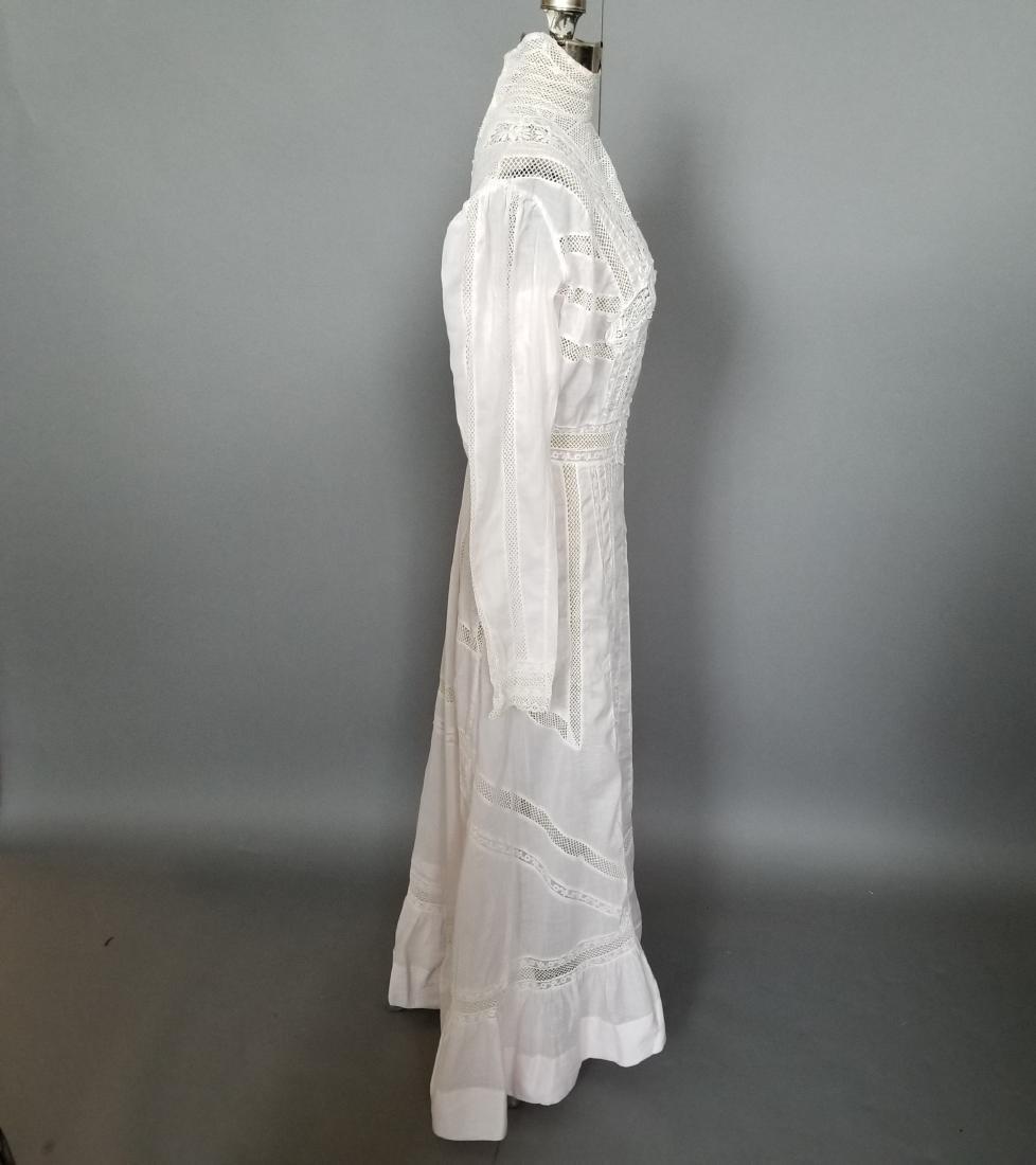 Pale Pink Lingerie Dress - 6