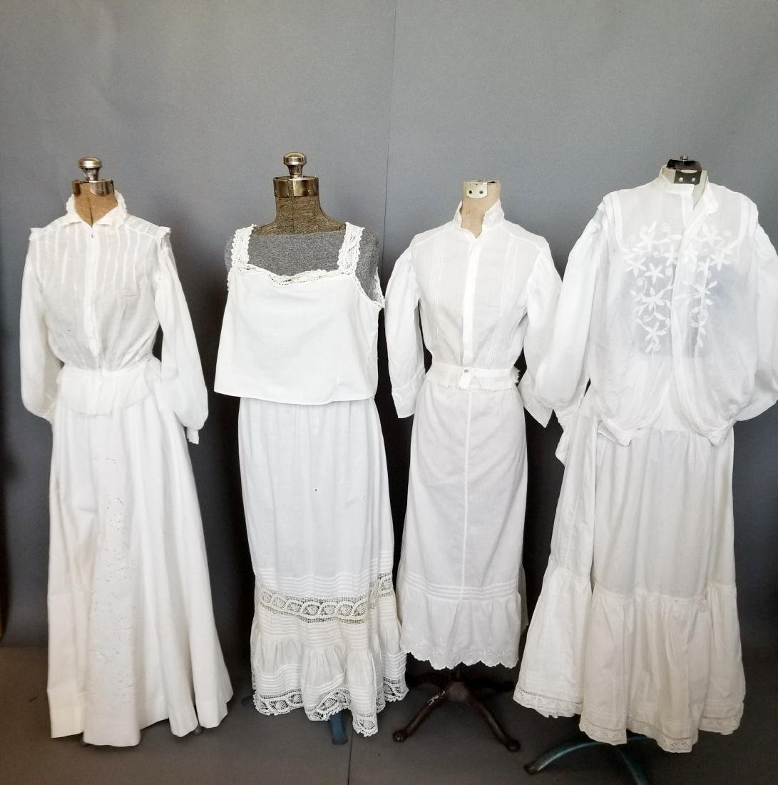 Lot of Victorian Whites