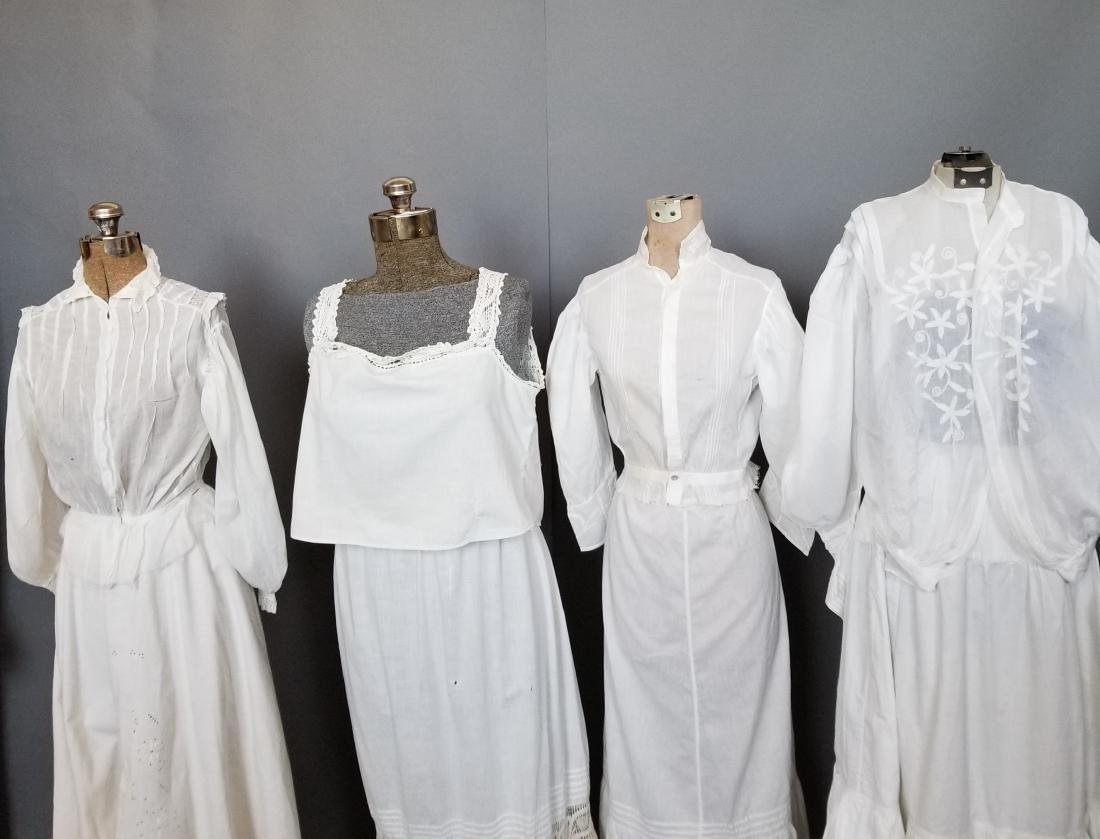 Lot of Victorian Whites - 2