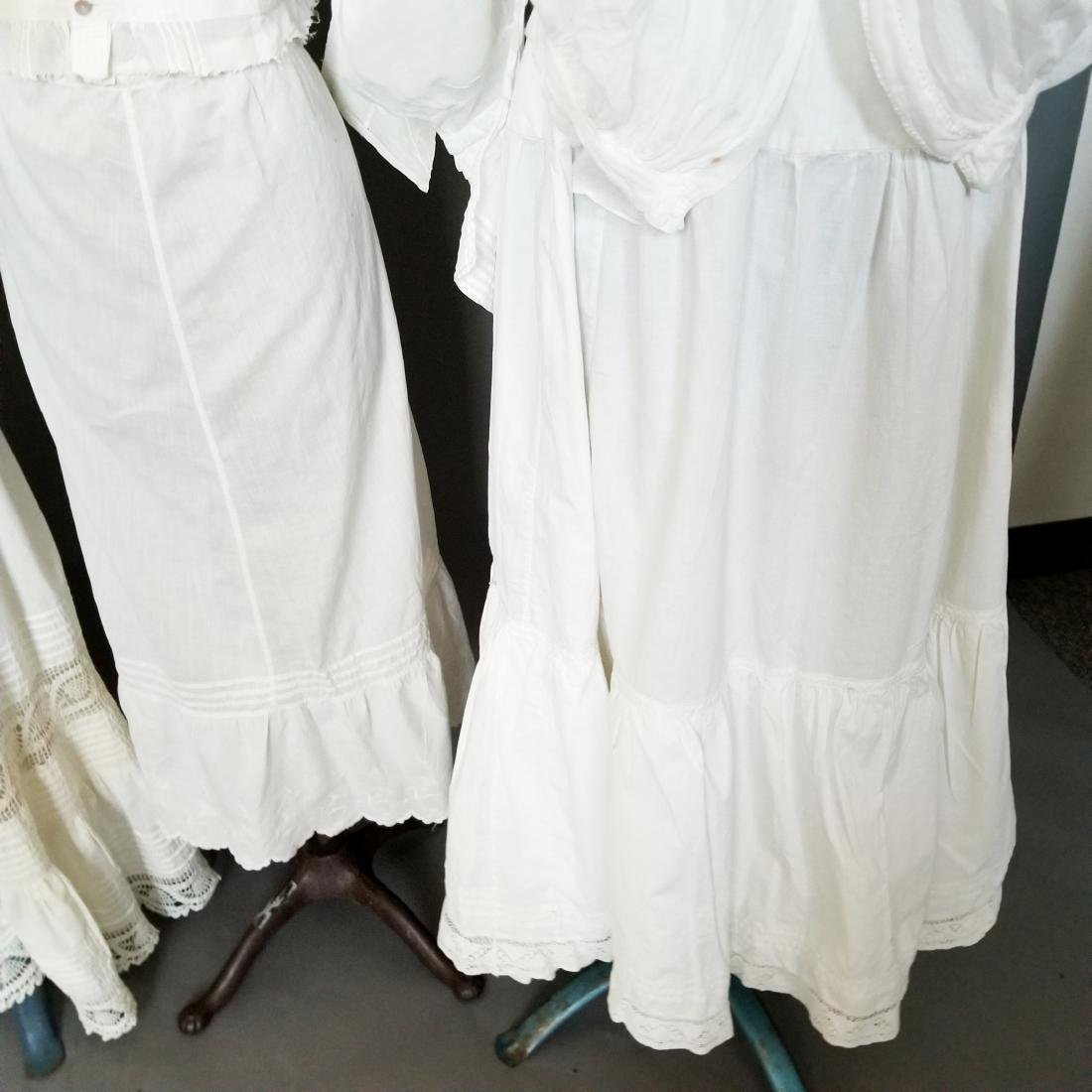 Lot of Victorian Whites - 4