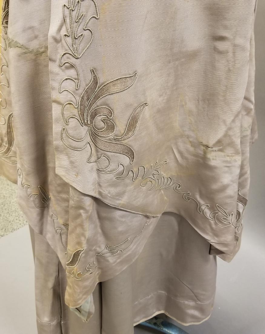 Mauve Reception Dress - 7