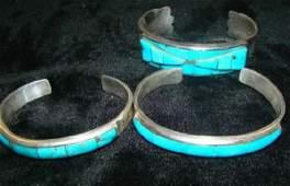 16: Lot of 3 Bracelets