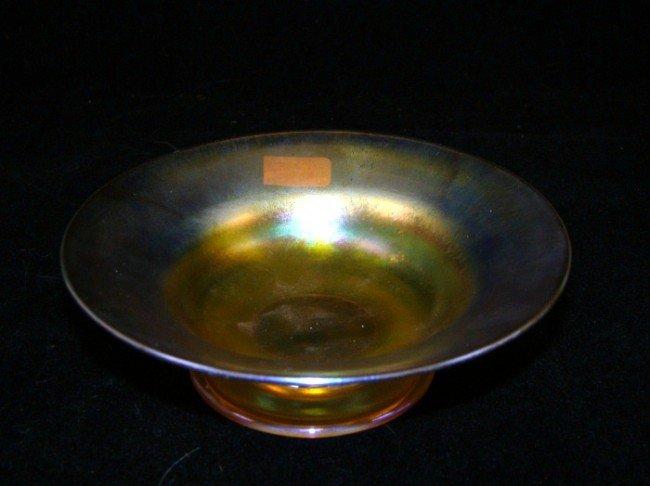 12: Tiffany Favrile Bowl
