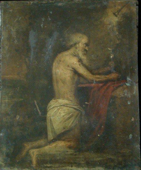 19: 18th Century Retablo