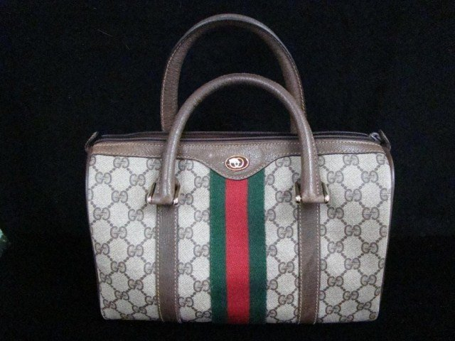 20: Gucci Monogram  Bag