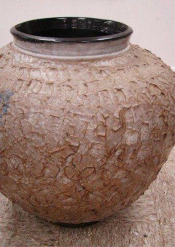 243: Oversized Floor Vase