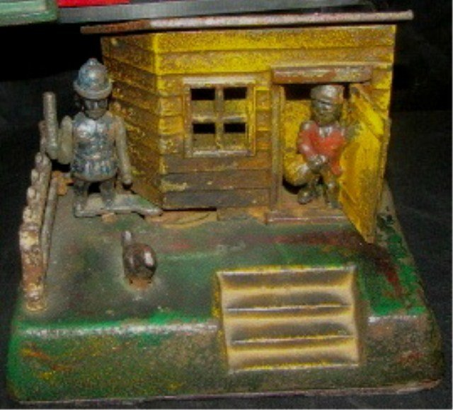 6: Uncle Remus Mechanical Bank #136