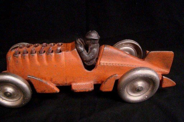 16: Hubley Cast Iron Car