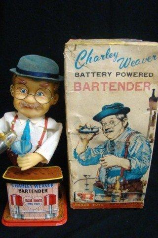 21: Charley Weaver Bartender 1962