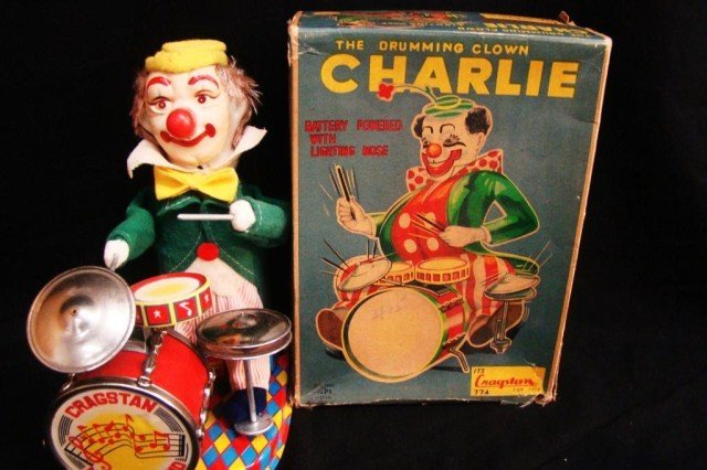 24: Charley the Drumming Clown